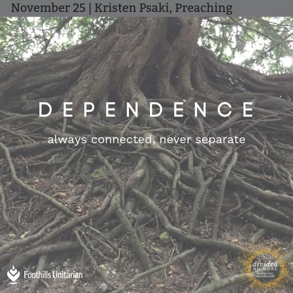 Dependence Image
