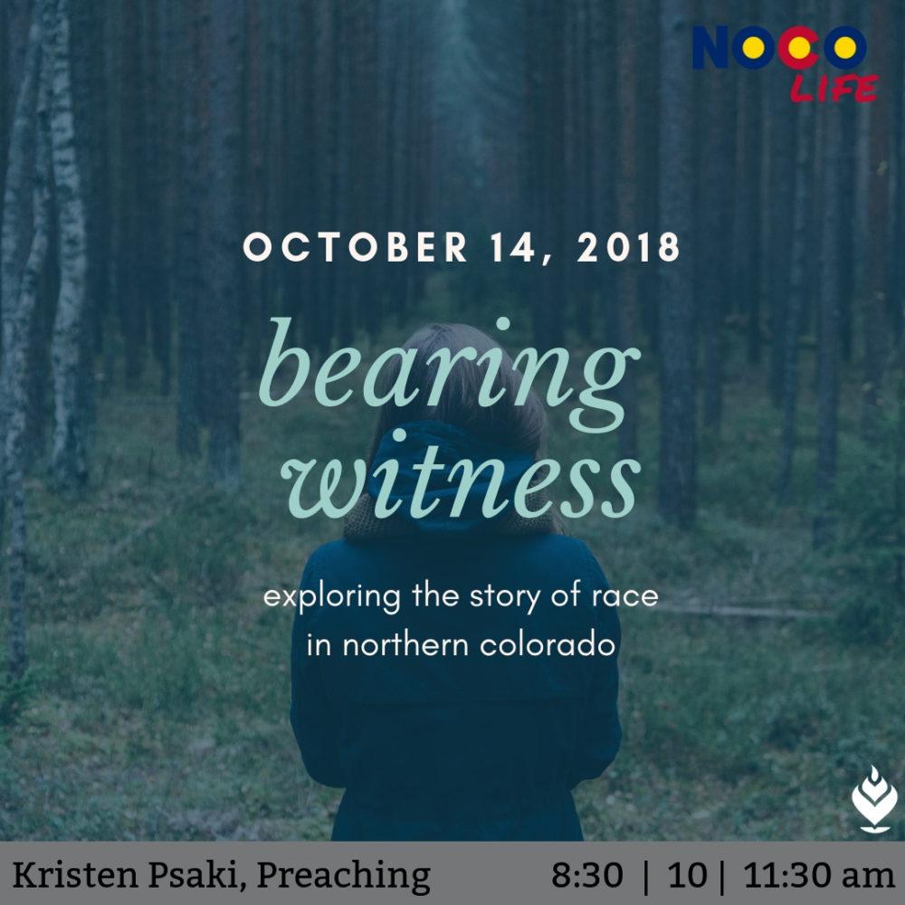 Bearing Witness Image