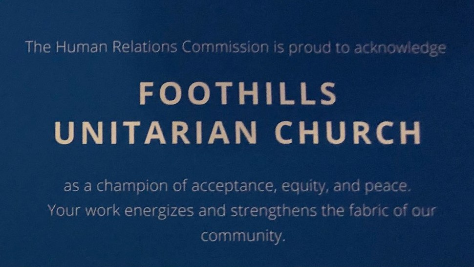 Foothills Receives 2018 Fort Collins Human Relations Award