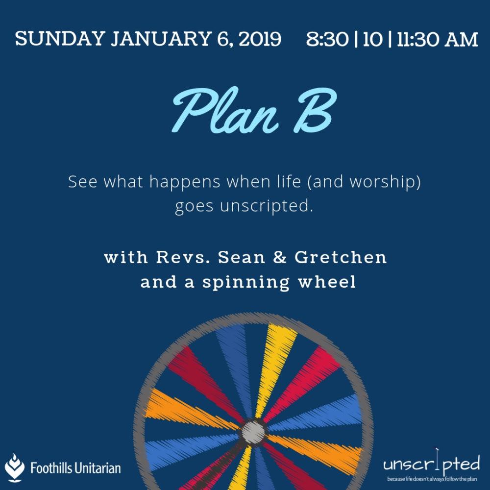 Plan B (11:30 a.m.) Image