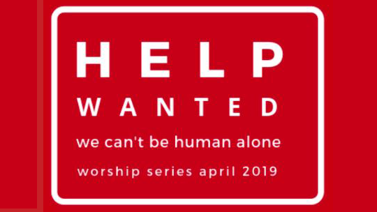 Help Wanted (Worship Series)
