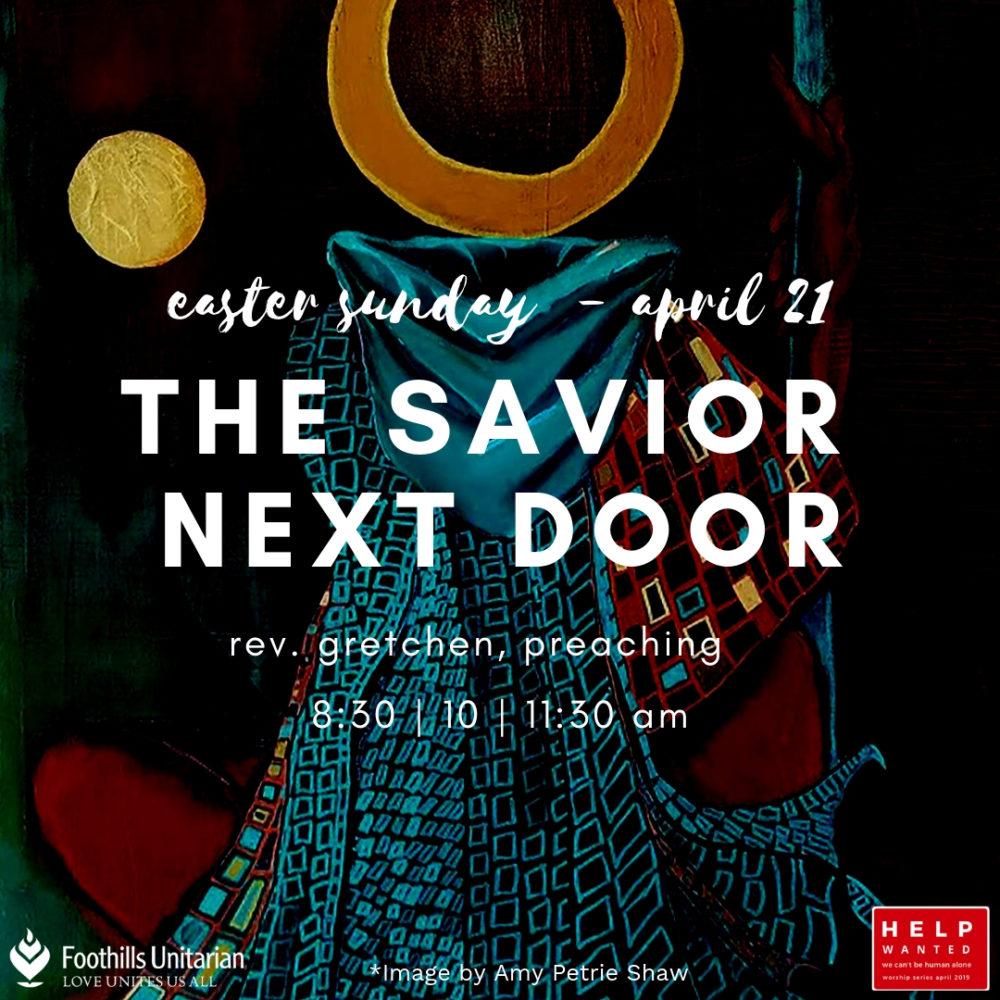 The Savior Next Door
