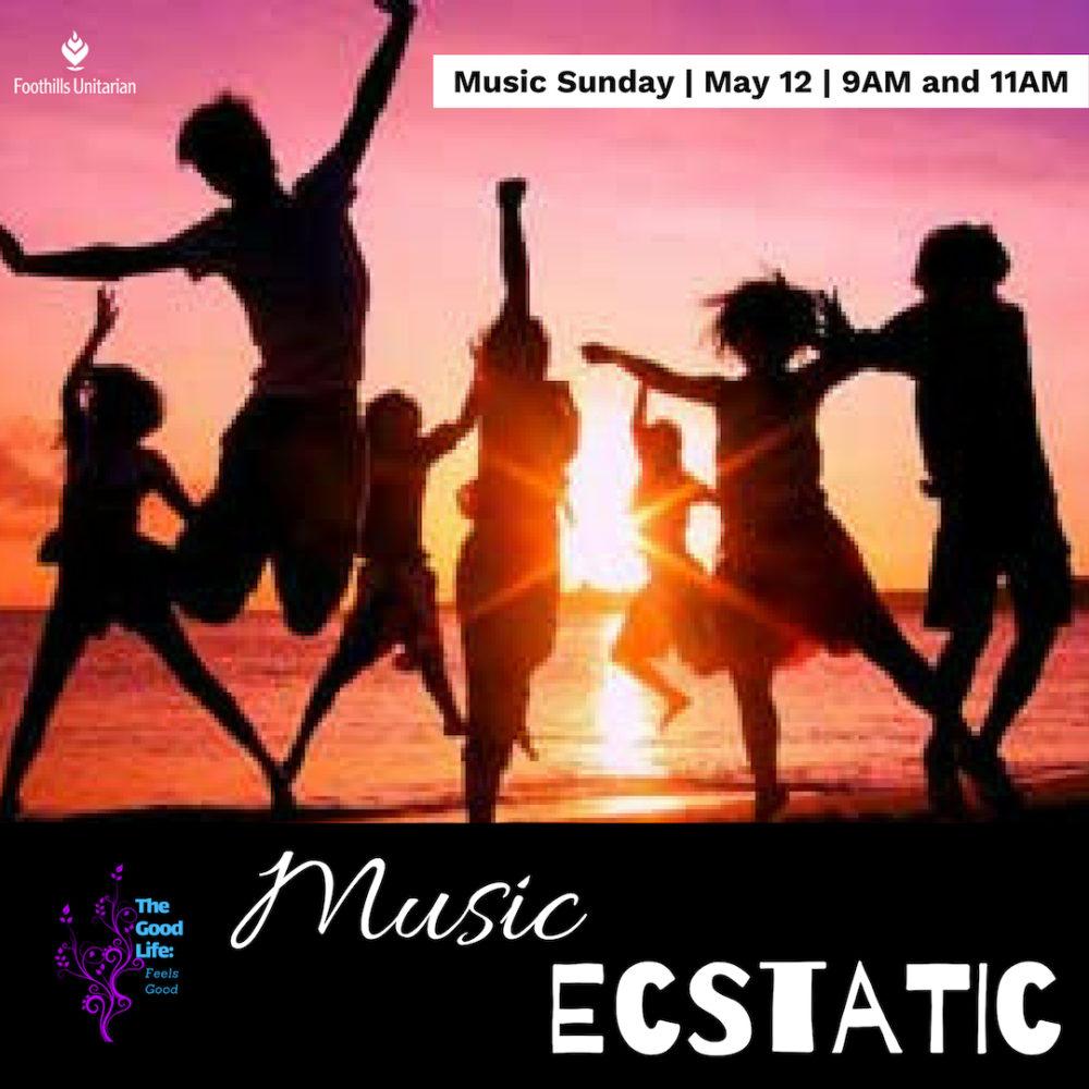 Music Ecstatic Image
