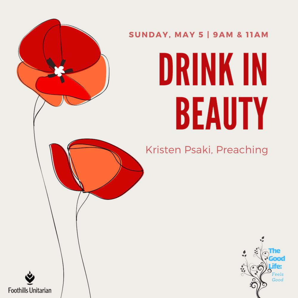Drink in Beauty