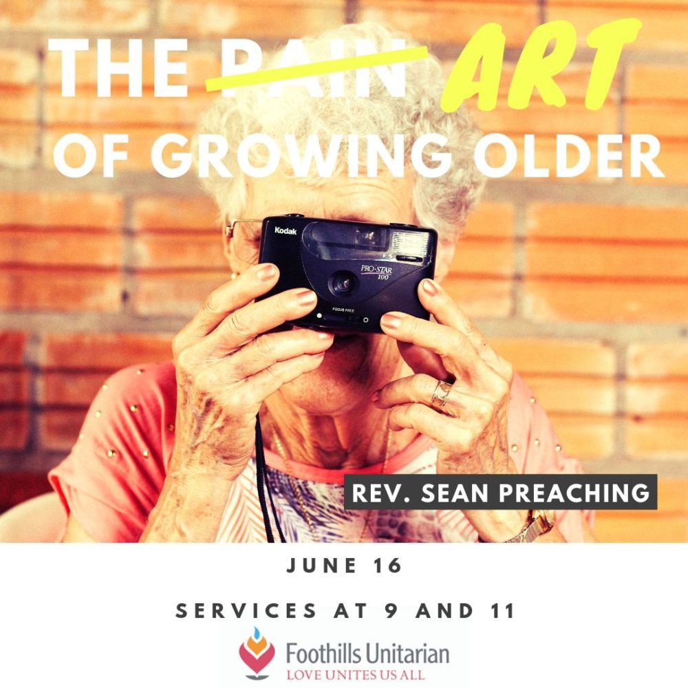 The Art of Growing Older Image