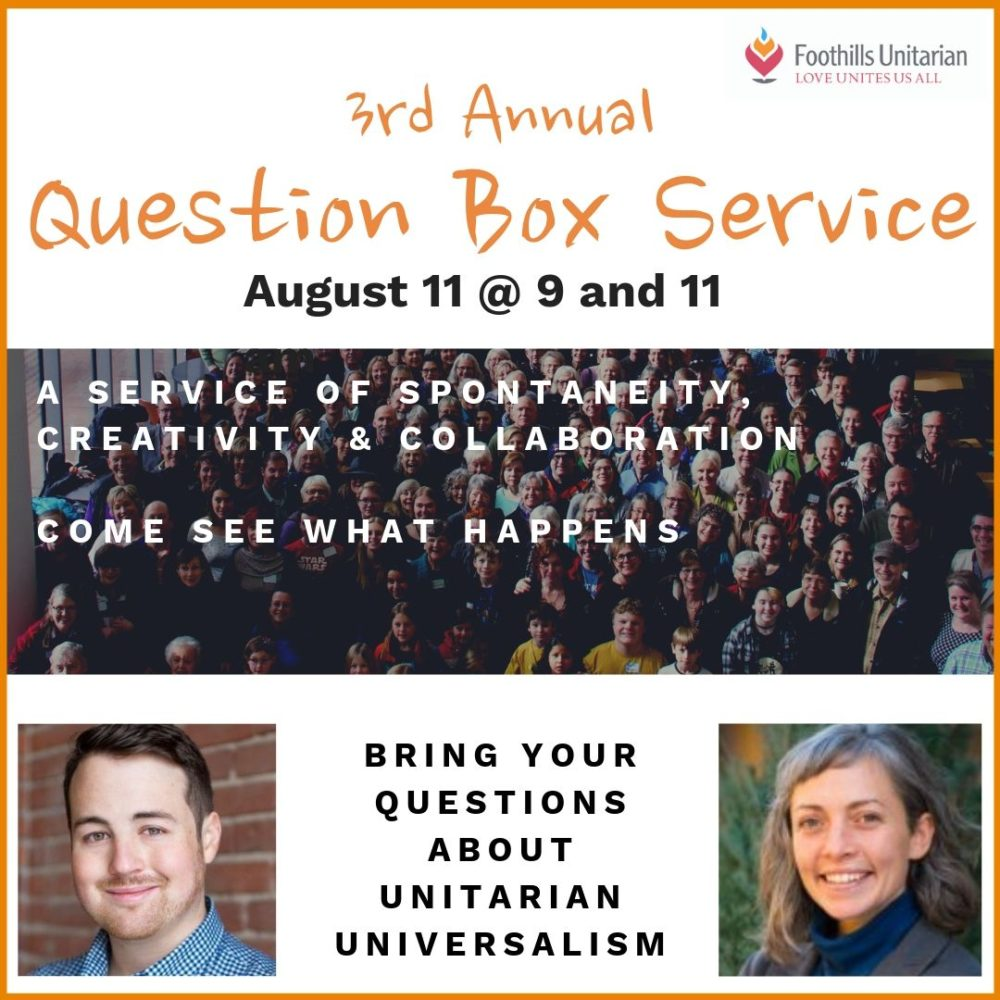 Question Box Service