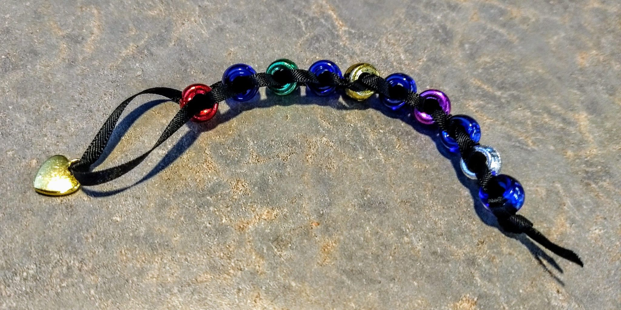 These Prayer Beads (Teri Ashley's Reflection on the Disciplined Series)