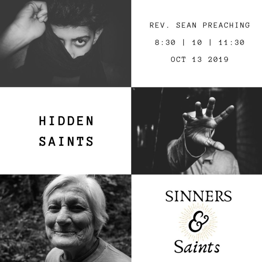 Hidden Saints Image