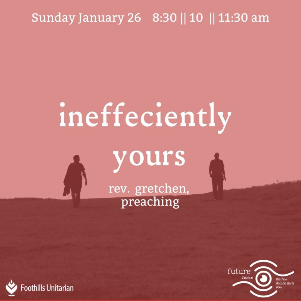 Inefficiently Yours Image