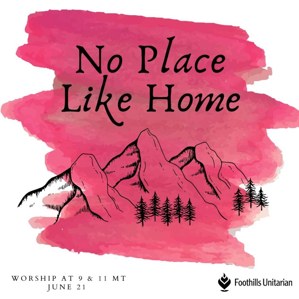 No Place Like Home (prayer)