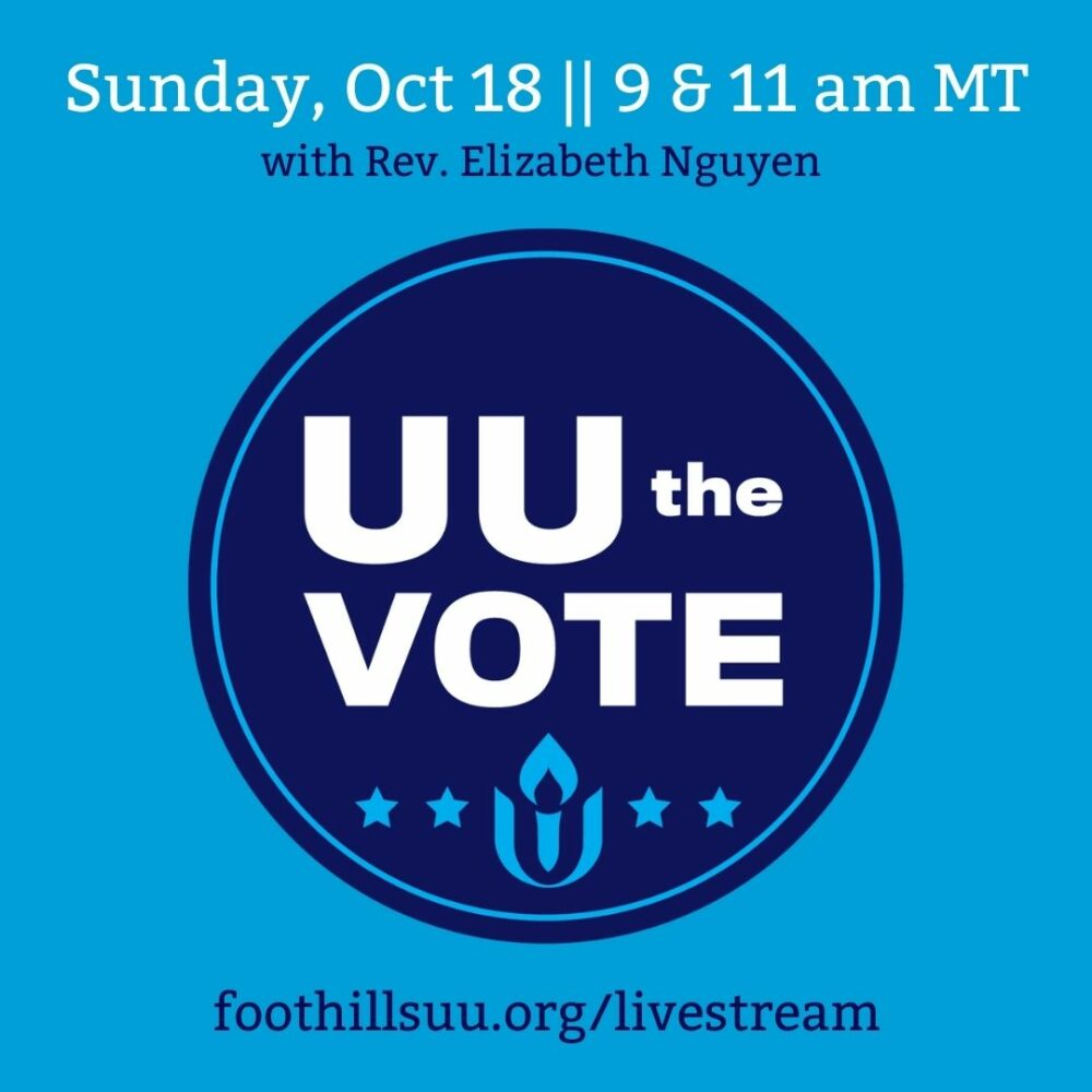 UU the Vote Image