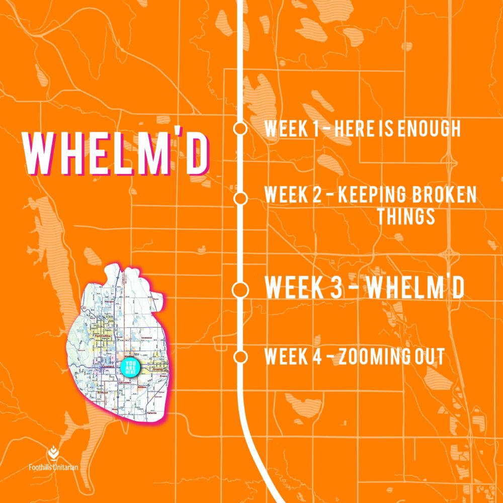 Whelm\'d Image