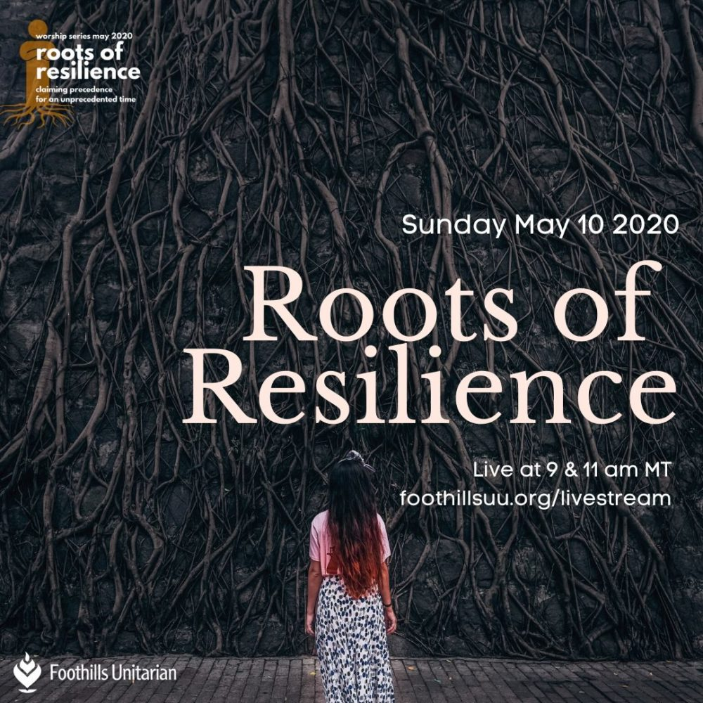 Roots of Resilience: We\'ve Been Here Before