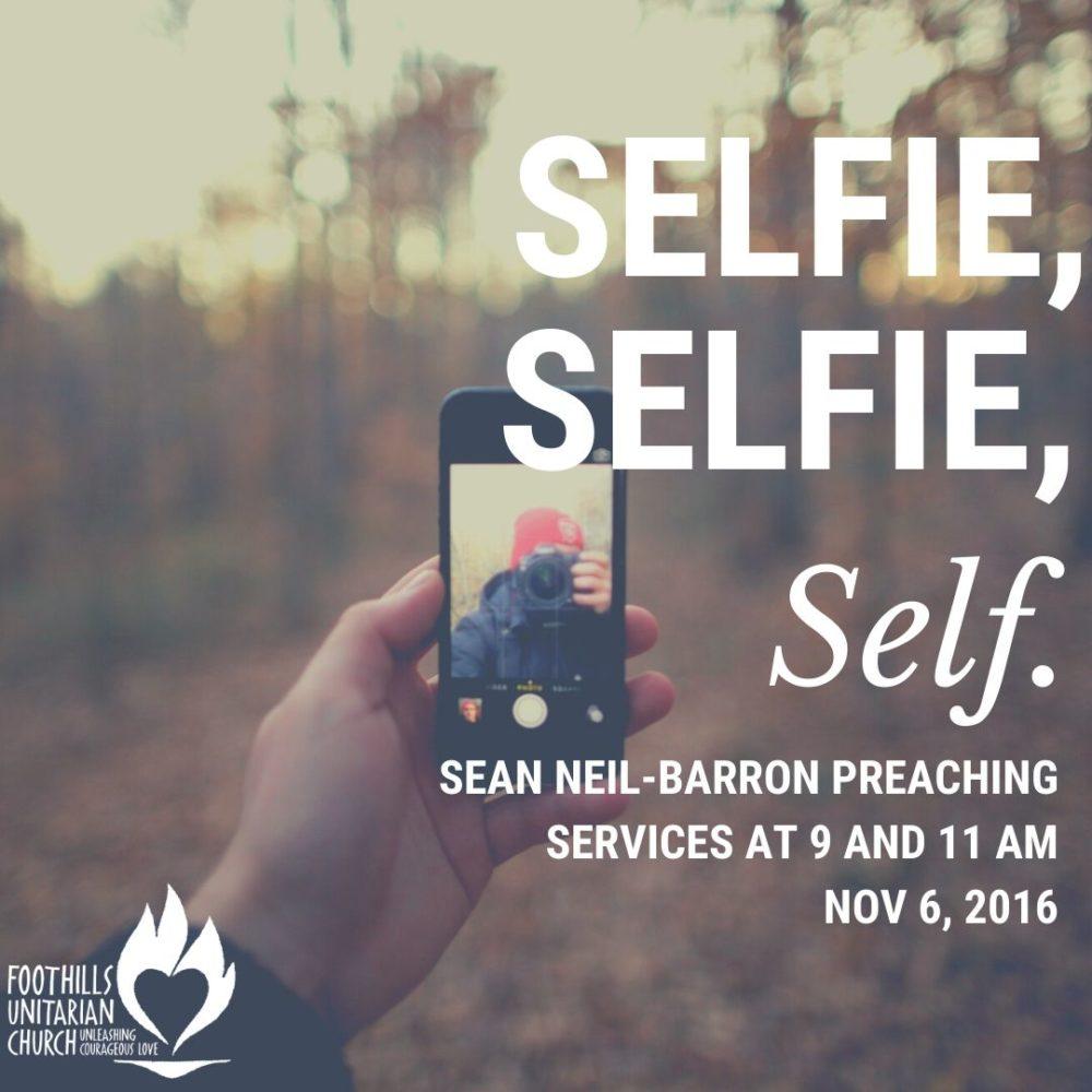 Selfie, Selfie, Self Image