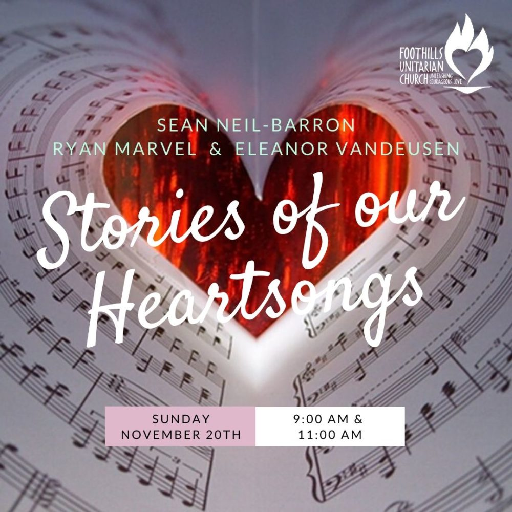 Stories of Our Heartsongs