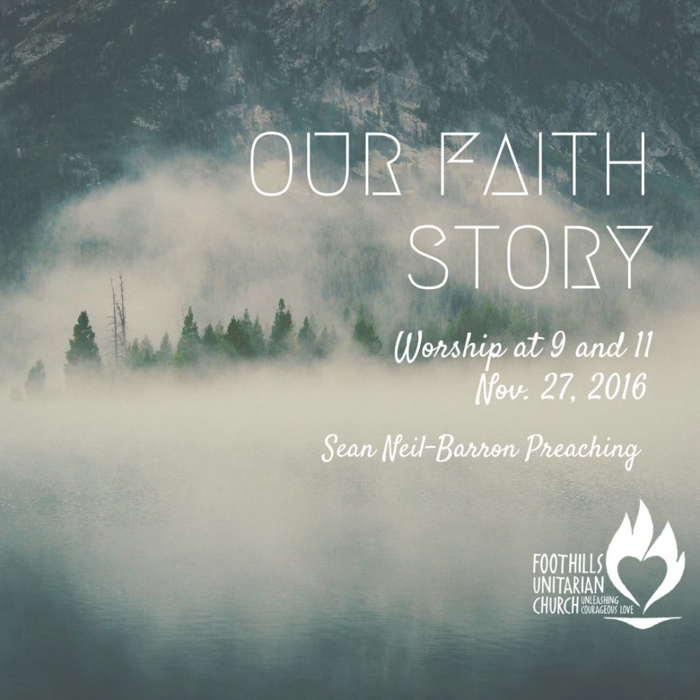 Our Faith Story
