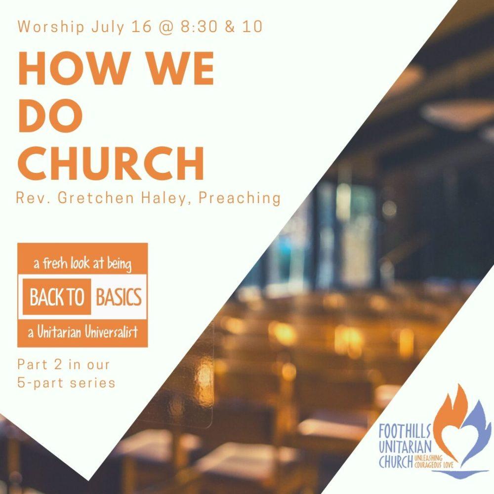 How We Do Church Image