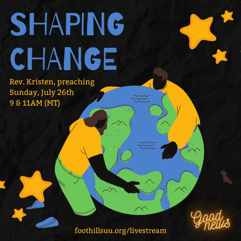 Shaping Change Image