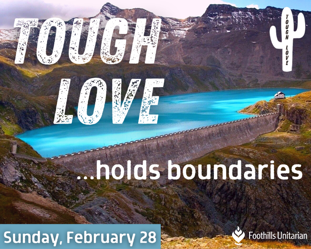 Homily: Tough Love Holds Boundaries | Rev. Sean Neil-Barron | February 28, 2021 Image