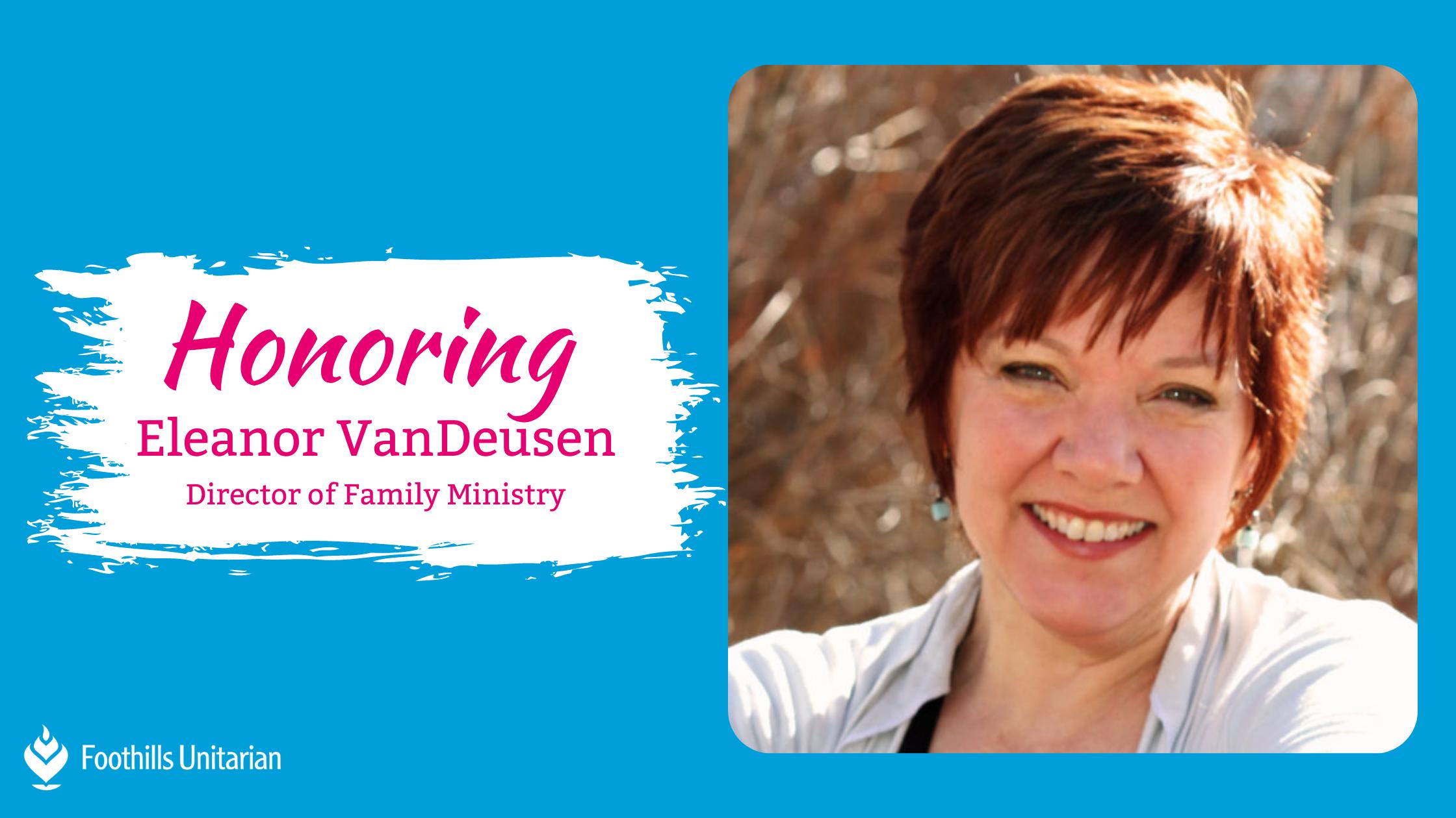 Honoring Eleanor VanDeusen