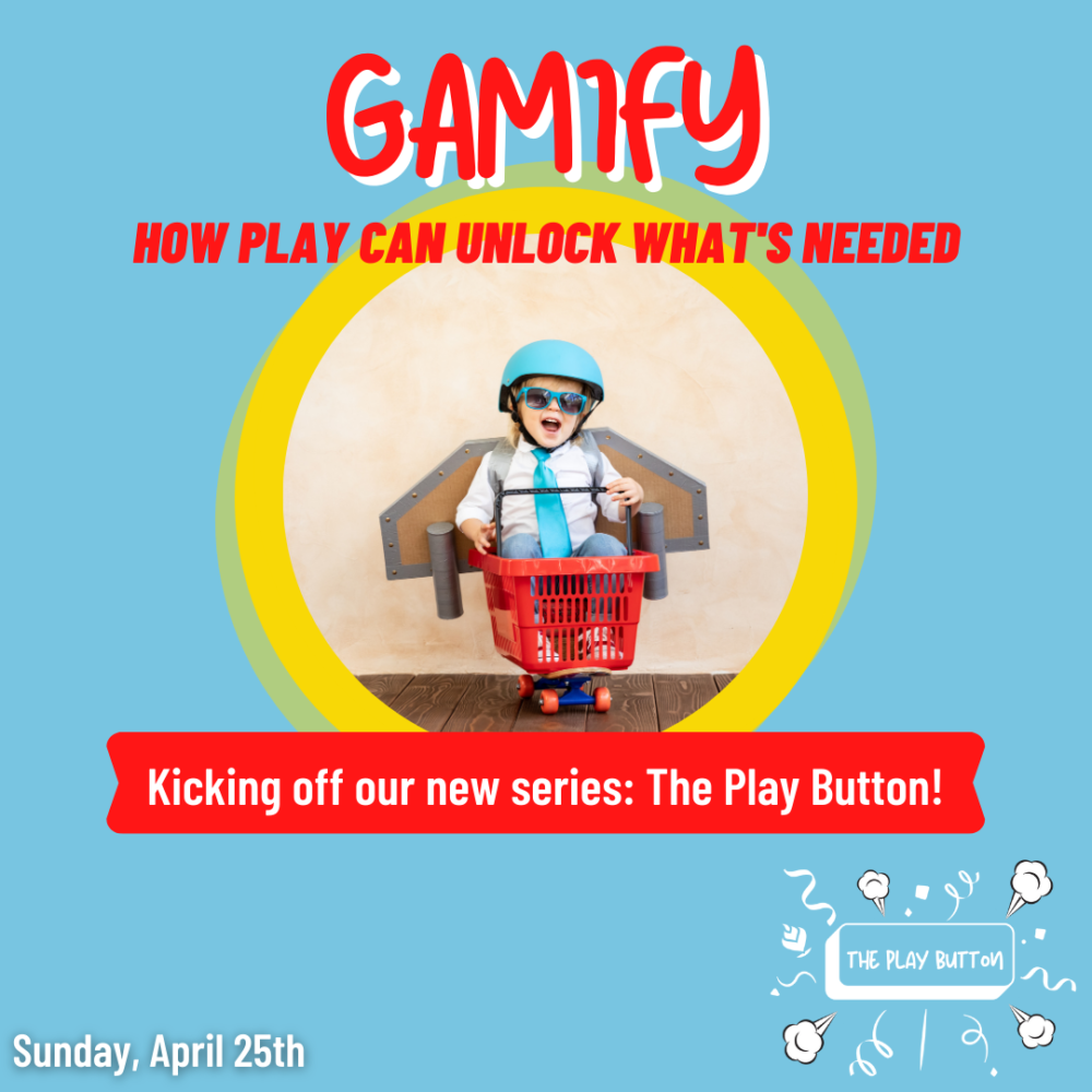 Homily: Gamify | Rev. Sean Neil-Barron | April 25, 2021 Image