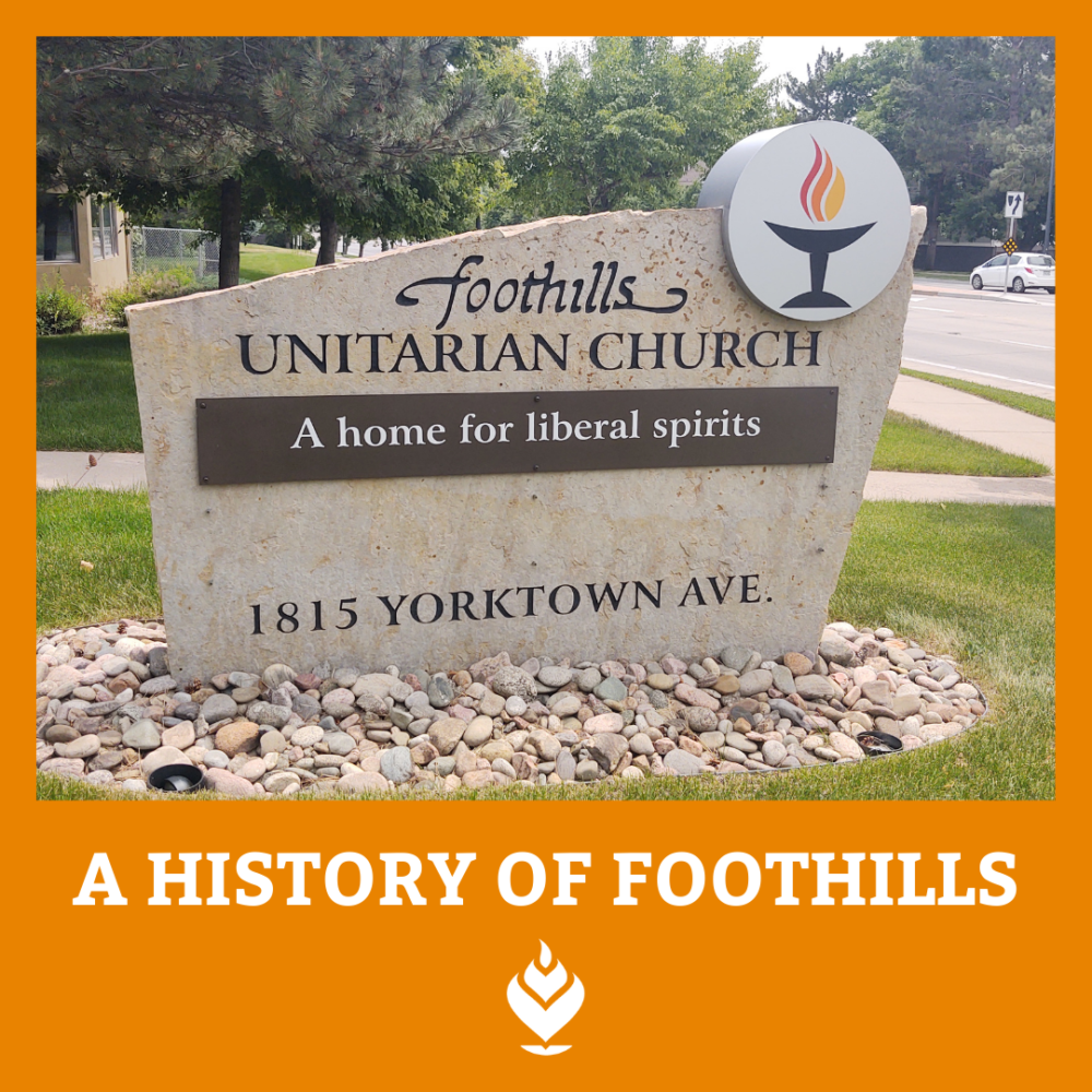 A History of Foothills Image