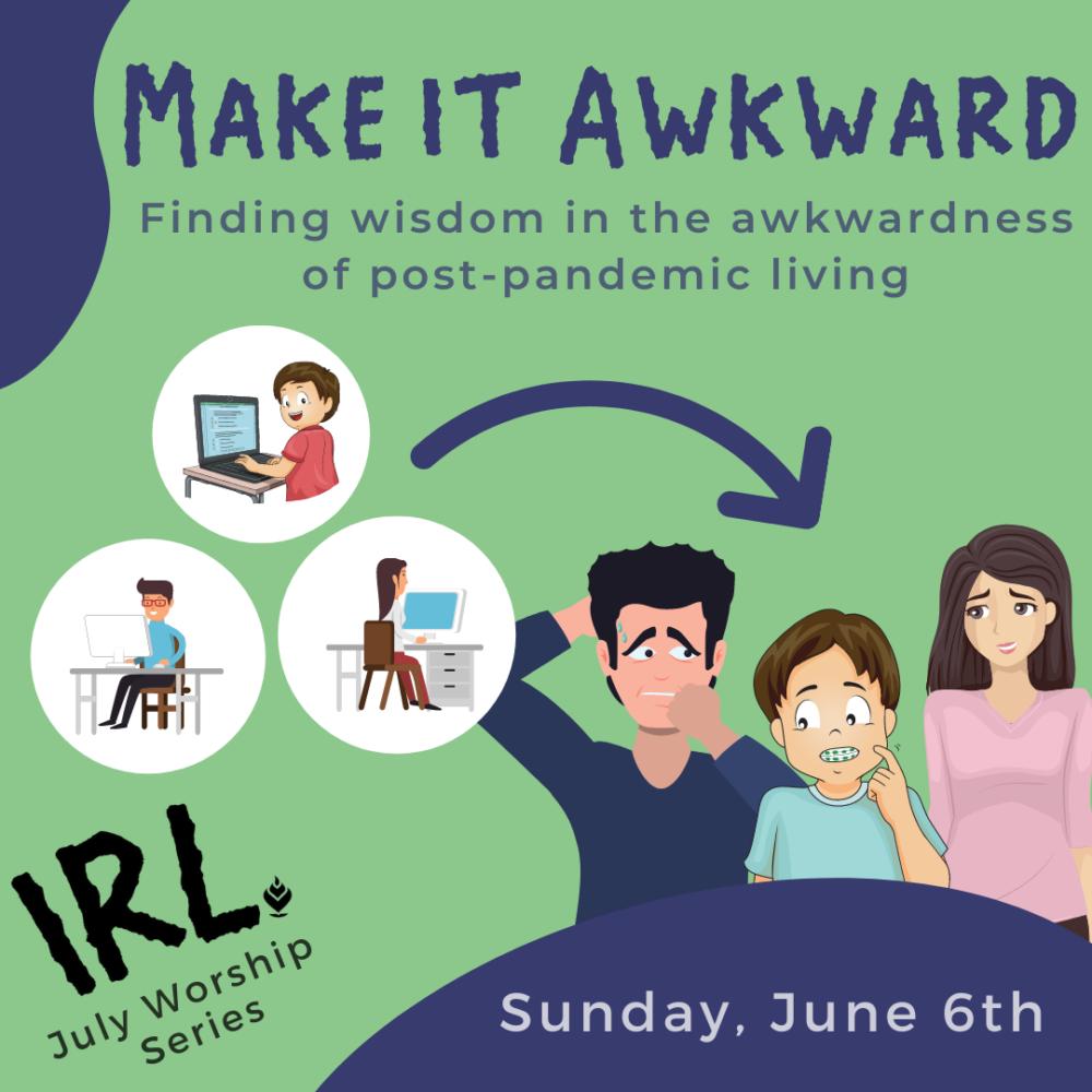 "Homily: ""The Wisdom of the Awkward Turtle"" | Rev. Sean Neil-Barron | June 6, 2021 Image"