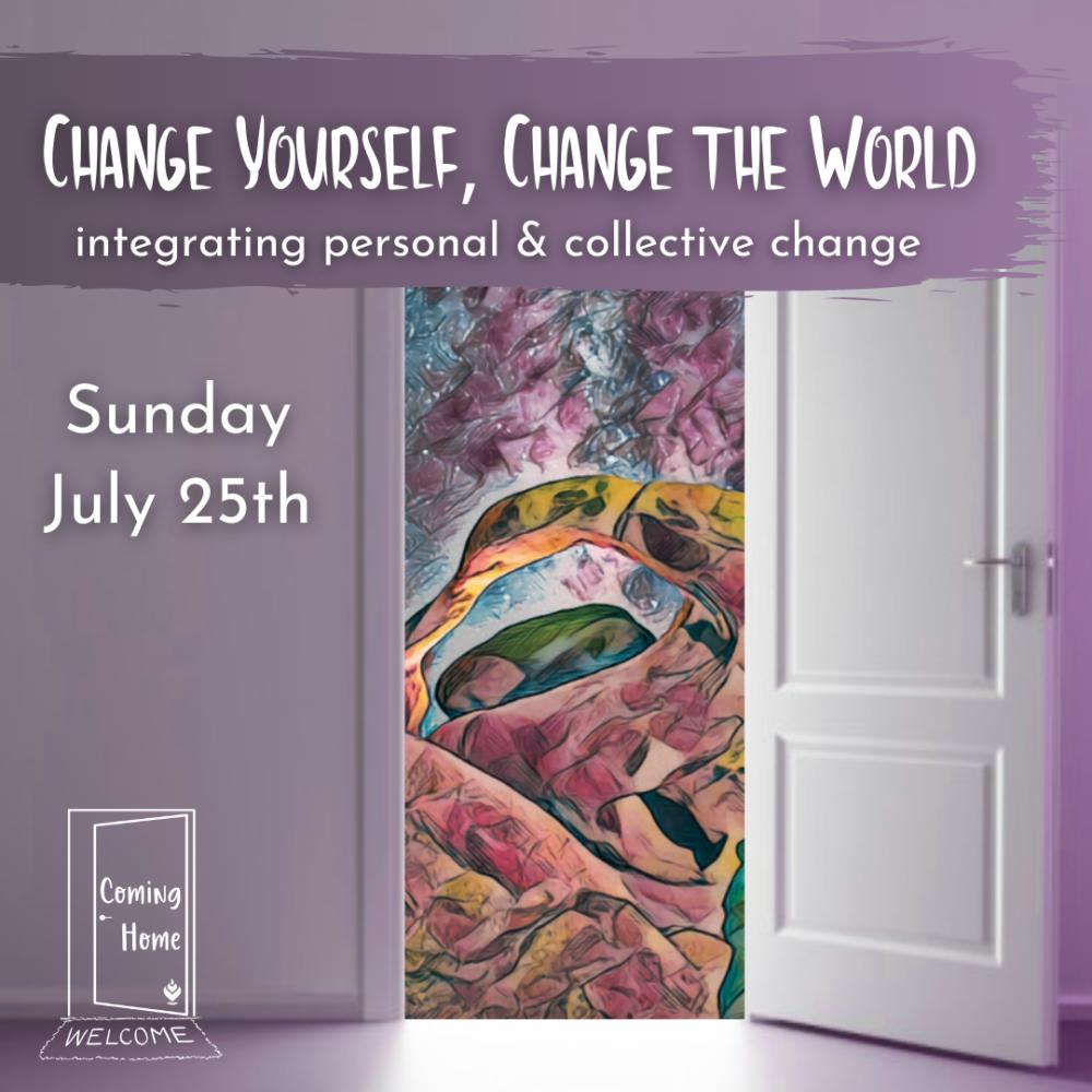 Homily: Beloved Community | Rev. Gretchen Haley | July 25, 2021