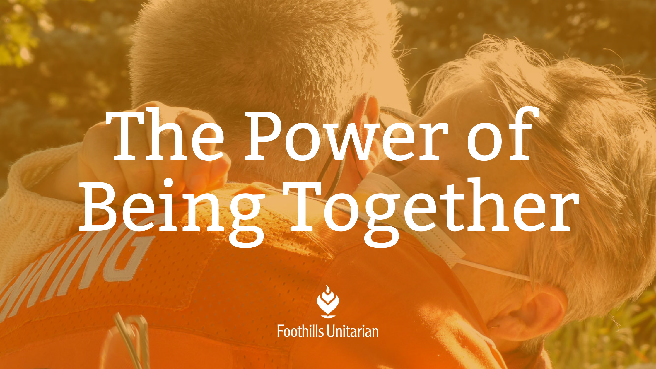 The Power of Being Together